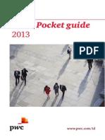 PWC Psak Pocket 2013