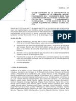 Borrador Acta 01-27 de Agosto 2013