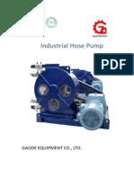 Gec Peristaltic Pump Catalog