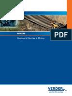 Verderflex Mining Applications Brochure English