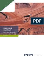 Pcm Brochure Mining and Minerals En