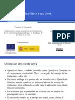 OpenStack Nova Client