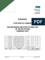 05 M07 3166 REP 001 Rev O Shuttle Tanker FMEA