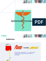 Apheresis Procedures
