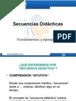 Fundamentación Sobre Las Secuencias Didácticas