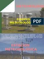instrumentos meteorologicos
