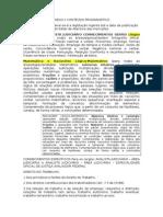 Trt9 - Anexo II Conteúdo Programático