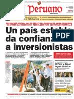 Diario Oficial El Peruano 31-05-2011