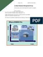 081209 ODMG Databases