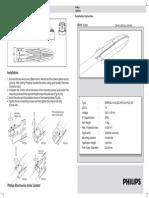 Product Info-MI Sheet BRP020