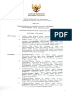 Permentan No_ 68 Tahun 2013 Pemberlakuan SNI Gula Kristal Putih Secara Wajib