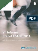 Informe Cranet