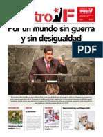 Cuatro F. periódico del PSUV  N°43