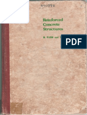 Reinforced Concrete Structures By R. Park & T.Paulay - 1974 WILEY.pdf