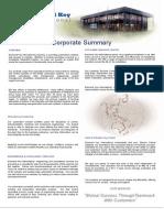 DKI Profile Summary