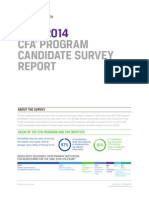 Candidate Survey 2014
