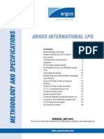Argus LPG Methodology