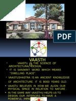 Vaasthu Presentation