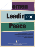 Women Leading Peace