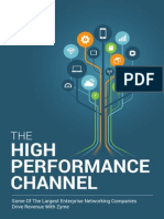 High Performance Channel by Zyme Enterprise Networking Solutions