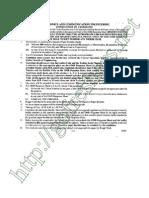 ECET 2012 Electronics Question & Answer Key Paper Download