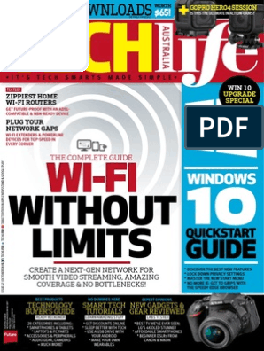 TechLife - October 2015 AU | Windows 10 | Android (Operating
