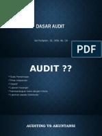 Dasar Auditing