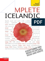 (Teach Yourself Language) Hildur Jonsdottir-Complete Icelandic_ a Teach Yourself Guide-McGraw-Hill (2010)