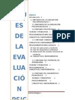 Enfoques de La Evaluacion Psicopedagogica (1)