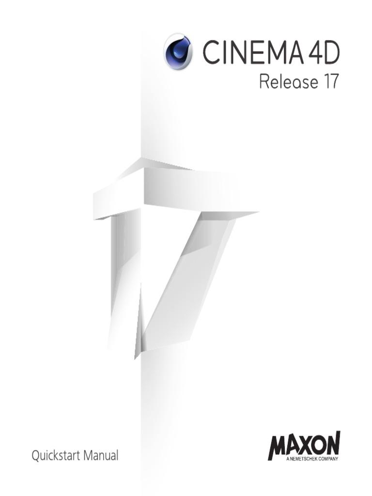 Quickstart Cinema 4d r17 En | Texture Mapping | Shadow