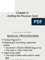 Ch09_Auditing Revenue Cycle