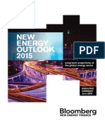 BNEF NEO2015 Executive Summary