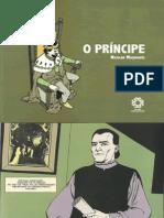 Maquiavel - O príncipe HQ