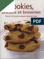 Cookies.biscuits.brownies