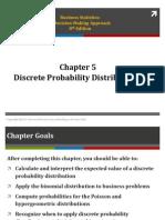 # 6 Distribusi Probabilitas Diskrit