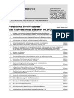 Index Zvei Brochures