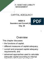 Week 8 Capital Adequacy Sounders1871