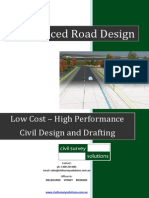 Advance Road Design