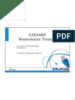 5. Advanced Wastewater Treatment