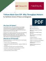 Paper Trillium Multicore Sip