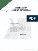 Intercesion y Guerra espiritual 2.pdf