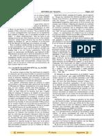 Caudete da estado oficial al Pleito de Los Alhorines. (Versión J. M. Soler)