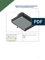 Tray - CAD Tutorial