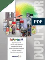 Catalog Produse 2014 - Cap. Duplicolor