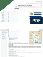 Proverbios uruguayos