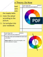 color theory weebly