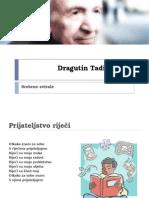 """Dragutin Tadijanović """"Srebrne svirale"""""""