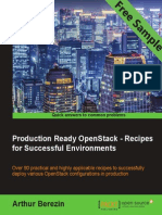 Production Ready OpenStack – Recipes for Successful Environments - Sample Chapter