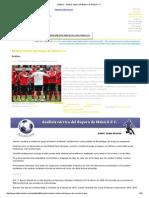 Análisis - Análisis Táctico Del Bayern de Múnich F