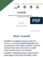 Scaledb